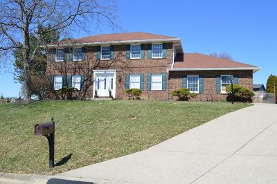 Fairfield Twp Single Family Home For Sale: 3880 Citation Drive