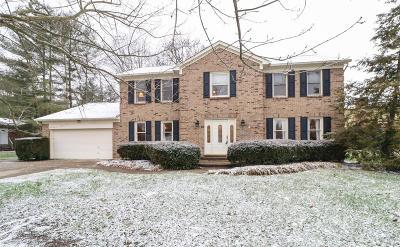 Hamilton County Single Family Home For Sale: 10033 Morganstrace Drive