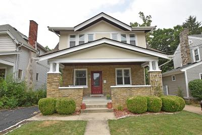 Hamilton County Single Family Home For Sale: 3660 Saybrook Avenue