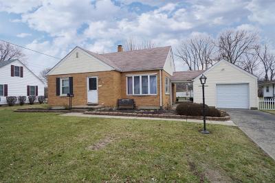 Fairfield Single Family Home For Sale: 4730 Fairfield Avenue