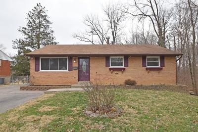 Single Family Home For Sale: 602 Comet Drive
