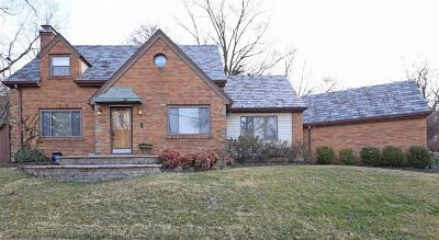 Cincinnati Single Family Home For Sale: 6300 Lisbon Avenue