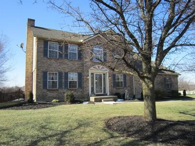 Butler County Single Family Home For Sale: 4721 Peak Drive