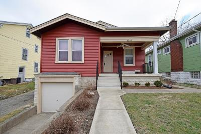 Norwood Single Family Home For Sale: 4222 Lowry Avenue