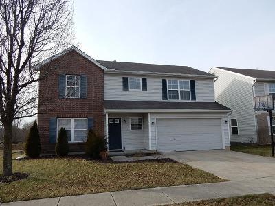 Hamilton Single Family Home For Sale: 8393 Gettysburg Lane
