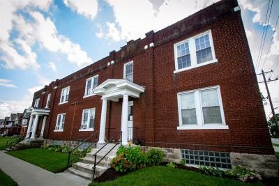 Norwood Multi Family Home For Sale: 2403 Park Avenue