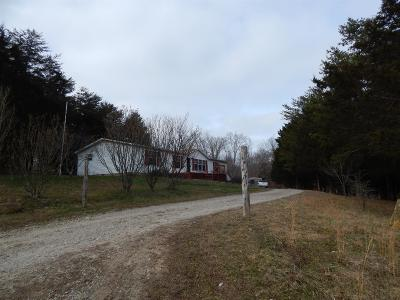 Adams County, Brown County, Clinton County, Highland County Single Family Home For Sale: 1811 Zion Lane