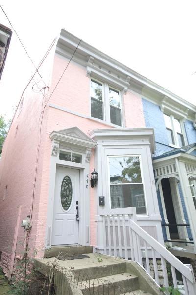 Cincinnati Condo/Townhouse For Sale: 770 Summit Avenue