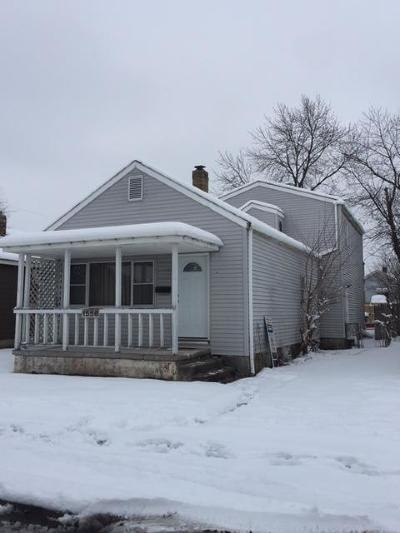 Hamilton Single Family Home For Sale: 1556 S Twelfth Street
