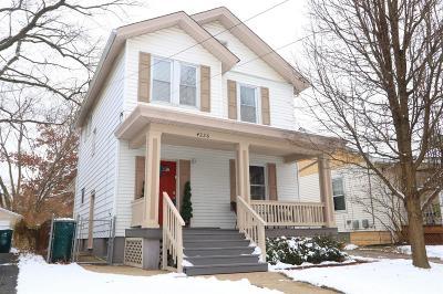 Cincinnati Single Family Home For Sale: 4226 Twenty Eighth Street