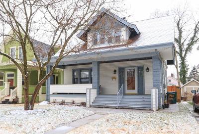 Cincinnati Single Family Home For Sale: 1333 Cryer Avenue