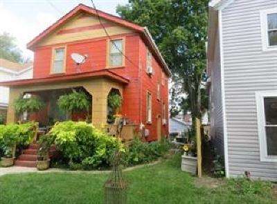 Wyoming Single Family Home For Sale: 614 Oak Avenue