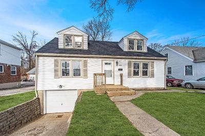 Green Twp Single Family Home For Sale: 4478 Harrison Avenue