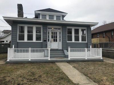 Cincinnati Single Family Home For Sale: 4801 Ravenna Street