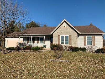Oxford Single Family Home For Sale: 784 High Meadow Lane
