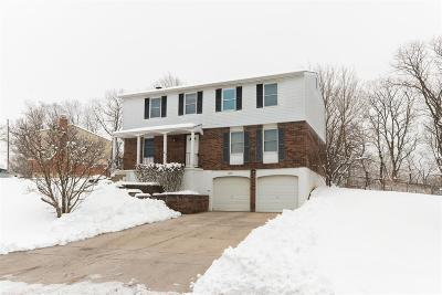 Fairfield Single Family Home For Sale: 5540 Planet Drive