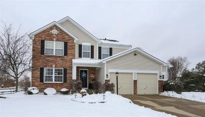 Deerfield Twp. Single Family Home For Sale: 6736 Falling Leaves Court