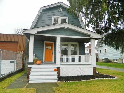 Norwood Single Family Home For Sale: 5410 Carthage Avenue