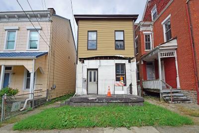 Cincinnati Single Family Home For Sale: 4215 Mad Anthony Street