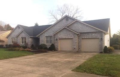 Butler County Single Family Home For Sale: 19 Tabor Lane