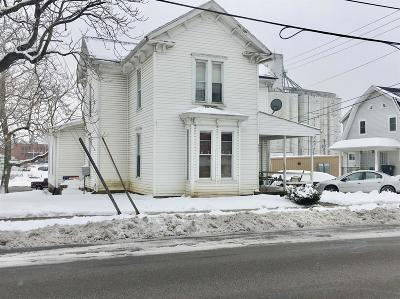 Wilmington OH Multi Family Home For Sale: $83,500