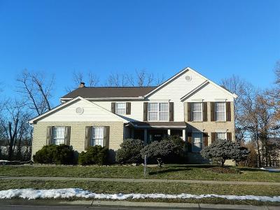 Warren County Single Family Home For Sale: 5688 Homecrest Lane