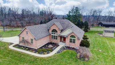 Warren County Single Family Home For Sale: 7228 Quarterhorse Drive