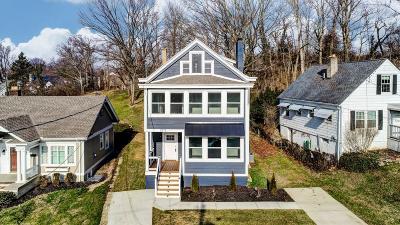 Cincinnati Single Family Home For Sale: 3572 Kroger Avenue
