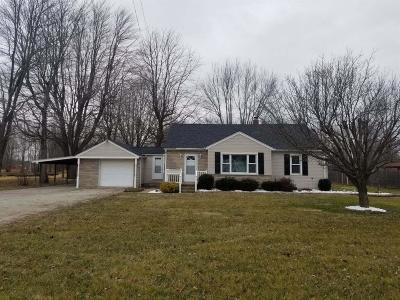 Batesville Single Family Home For Sale: 1238 St Rt 229