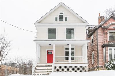 Cincinnati OH Single Family Home For Sale: $240,000