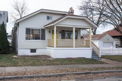 Norwood Single Family Home For Sale: 2113 Quatman Avenue
