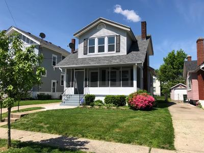 Cincinnati Single Family Home For Sale: 3627 Tamarack Avenue