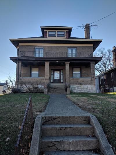 Cincinnati OH Multi Family Home For Sale: $127,000