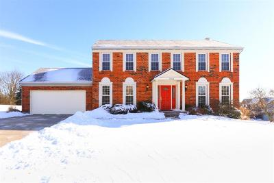 West Chester Single Family Home For Sale: 7306 Bannerwood Drive