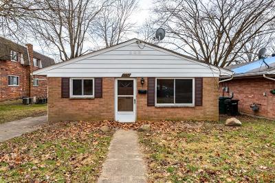 Cincinnati OH Single Family Home For Sale: $79,900