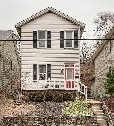 Cincinnati Single Family Home For Sale: 3304 Walworth Avenue