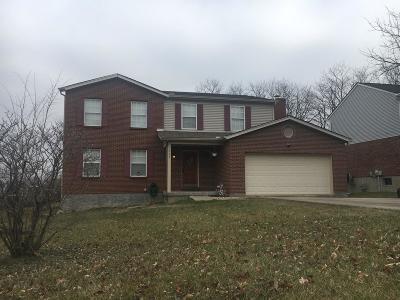 Single Family Home For Sale: 1520 Waycross Road