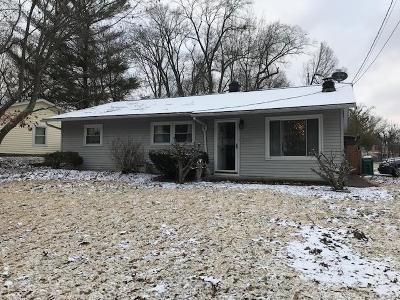 Hamilton County Single Family Home For Sale: 1400 Sunrise Drive