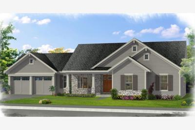 Miami Twp Single Family Home For Sale: 6315 Evergreen Lane #Lot 9