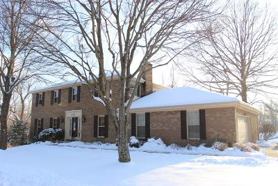 West Chester Single Family Home For Sale: 9798 Tall Timber Drive