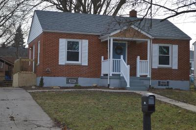 Hamilton Single Family Home For Sale: 964 Westview Avenue