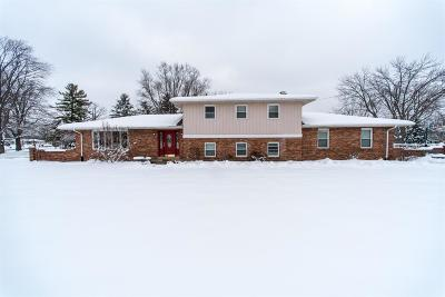West Chester Single Family Home For Sale: 7710 Delview Drive