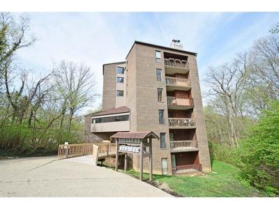 Cincinnati OH Condo/Townhouse For Sale: $84,000