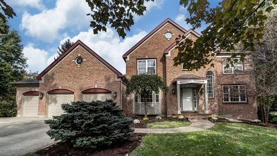 Hamilton County Single Family Home For Sale: 7858 Wild Orchard Lane