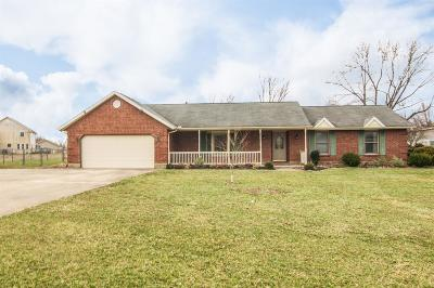 Preble County Single Family Home For Sale: 524 Varde Drive