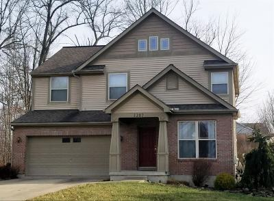 Miami Twp Single Family Home For Sale: 1207 E Glen Echo Lane