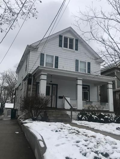 Cincinnati Single Family Home For Sale: 4012 Taylor Avenue