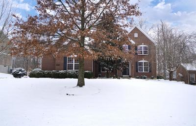 Clermont County Single Family Home For Sale: 1077 Westchester Way