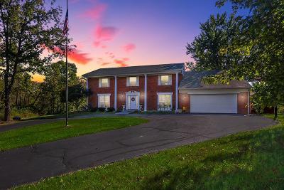 Green Twp Single Family Home For Sale: 2204 Van Blaricum Road