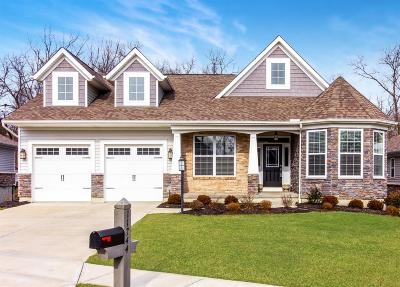 Hamilton County Single Family Home For Sale: 11744 Hickory Run Court